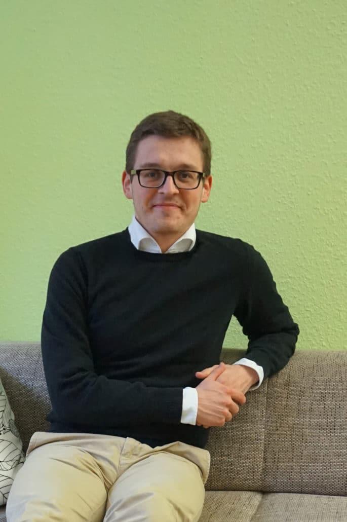Bestatter Fabian Piepenstock